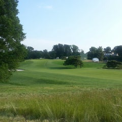 Photo taken at Merion Golf Club by Phil F. on 6/10/2013
