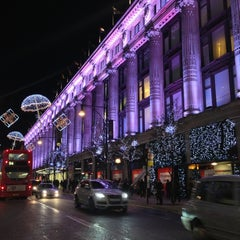 Photo taken at Selfridges & Co by Melanie N. on 12/29/2012
