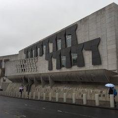 Photo taken at Scottish Parliament by Melanie N. on 6/26/2015