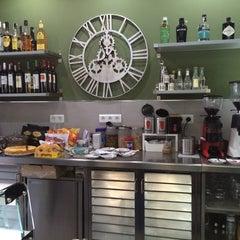 Photo taken at Cafetería Orche by José María R. on 8/20/2014