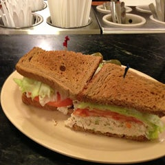 Photo taken at Eisenberg's Sandwich Shop by alison c. on 2/12/2013