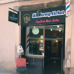 Photo taken at Anthony Llobet by настасья х. on 7/9/2014