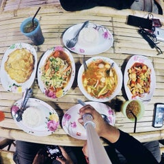 Photo taken at Food Factory by Idham H. on 4/12/2015