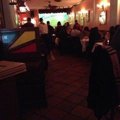 Photo taken at Guantanamera by Stephanie C. on 12/26/2012