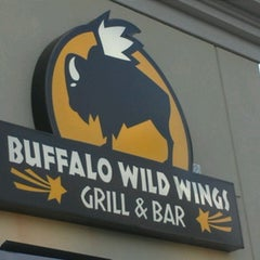 Photo taken at Buffalo Wild Wings by William N. on 5/22/2013