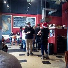 Photo taken at Good Girls Go To Paris Crepes by Jeannie S. on 12/22/2012