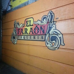 Photo taken at El Faraón by Evel A. on 1/9/2013