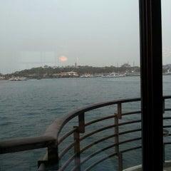 Photo taken at Karaköy Liman Lokantası by Merve Ç. on 4/6/2013