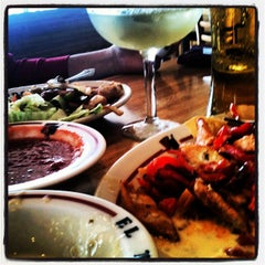 Photo taken at El Torero Mexican Restaurant by Zachary N. on 11/6/2012