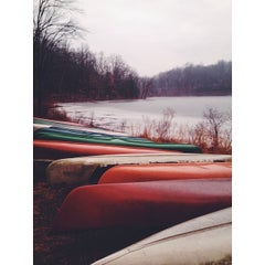 Photo taken at Mt. Gretna Lake & Beach by Janelle S. on 1/18/2014