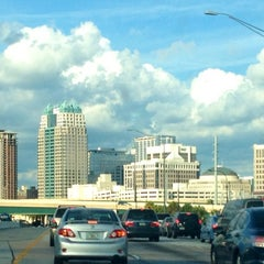 Photo taken at Interstate 4 by Paul B. on 10/18/2012