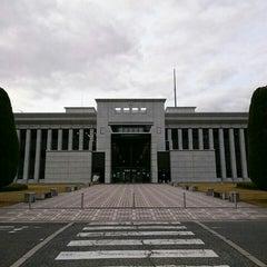 Photo taken at 岡山県運転免許センター by Shinsuke N. on 11/11/2015