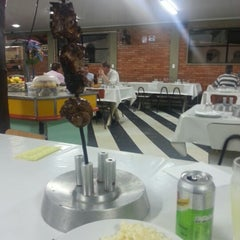 Photo taken at Churrascaria Expedicionario do Cogo by Ricardo M. on 10/24/2012