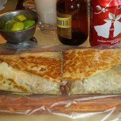 Photo taken at Burritos México by Selim O. M. on 2/15/2013