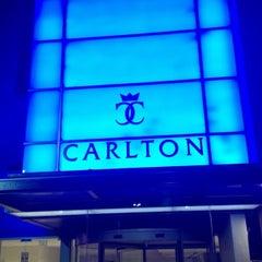 Photo taken at The Carlton Hotel Tel Aviv by Sefi S. on 3/25/2013