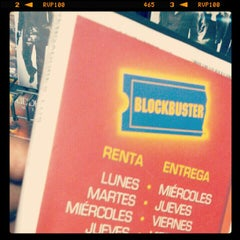 Photo taken at Blockbuster by Kike N. on 10/7/2012