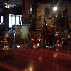 Photo taken at Rojo's Bar Tahoe by Priscilla C. on 7/2/2013