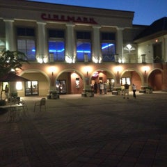 Photo taken at Cinemark Theaters by Seth C. on 10/5/2013