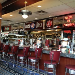 Photo taken at Silver Diner by Craig T. on 5/9/2013