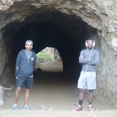 Photo taken at Bronson Caves by Rudy D. on 9/9/2015