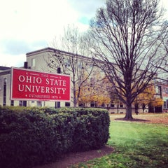 Photo taken at The Ohio State University by Laura T. on 11/23/2012