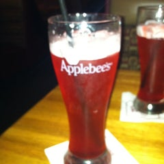 Photo taken at Applebee's by Toni S. on 10/11/2012