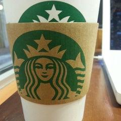 Photo taken at Starbucks by Dani H. on 6/30/2013