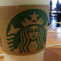 Photo taken at Starbucks by Dani H. on 3/10/2013