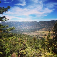 Photo taken at Barton Flats Campground by Jesus C. on 6/23/2014