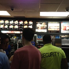 Photo taken at McDonald's by Andrew T. on 10/5/2013