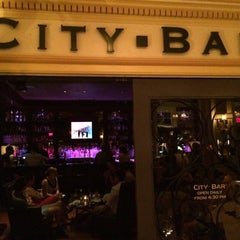 Photo taken at City Bar by Andrew T. on 8/16/2015