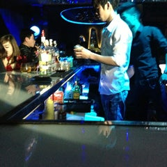 Photo taken at T Bar by BlackCat C. on 1/16/2013