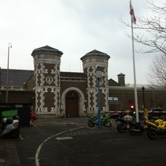 Photo taken at HMP Wormwood Scrubs by Greg S. on 2/12/2013