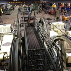 Photo taken at San Francisco Cable Car Museum by Andrea U. on 1/3/2013