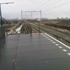 Photo taken at Station Nijmegen Lent by Sjaco L. on 12/9/2012