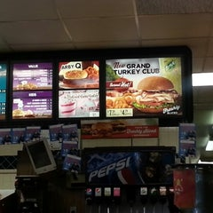Photo taken at Arby's by Gary R. on 11/18/2012