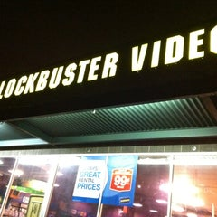 Photo taken at Blockbuster by Lao A. on 10/15/2012