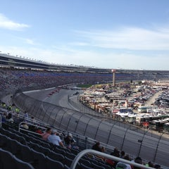 Photo taken at Texas Motor Speedway by Aleksandr . on 4/13/2013