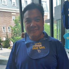 Photo taken at University of Delaware Bookstore #UDel by Lyman C. on 7/12/2014
