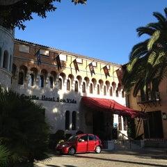 Photo taken at Castillo Hotel Son Vida by Alejandro S. on 12/31/2012