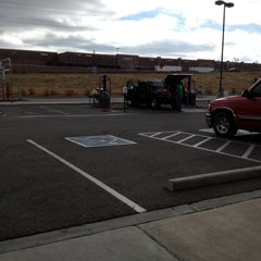 Photo taken at Auto Spa Express of Southlands by Don Z. on 10/24/2012