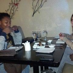 Photo taken at Takayama Sushi Lounge by Pablo G. on 11/5/2012