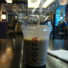 Photo taken at Costa Coffee by Dimitar K. on 11/12/2012
