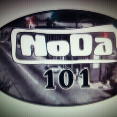 Photo taken at NoDa 101 by Megan R. on 10/7/2012