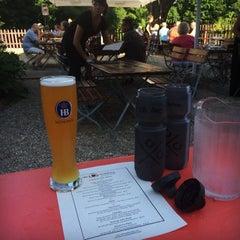 Photo taken at Old Heidelberg German Restaurant by Patrick W. on 7/20/2014