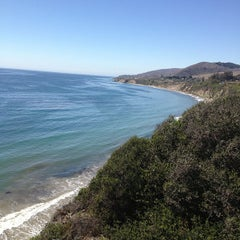 Photo taken at El Capitan State Beach by William V. on 9/18/2012