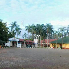 Photo taken at Sekolah Tinggi Penerbangan Indonesia (STPI) by Sinta Y. on 4/13/2013