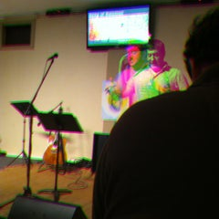 Photo taken at Experience Community Church by T Sam P. on 10/21/2012
