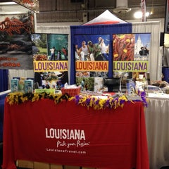 Photo taken at Lamar-Dixon Expo Center by Charles W. on 3/15/2014