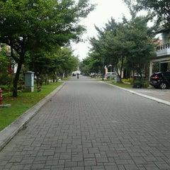 Photo taken at Jingganagara KBP by Rinrin K. on 12/24/2012